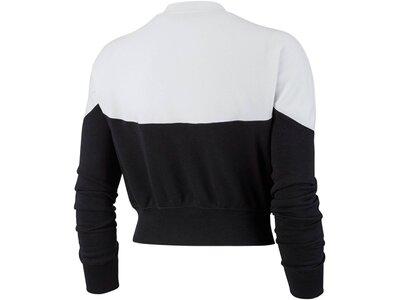 "NIKE Damen Sweatshirt ""Heritage"" Schwarz"