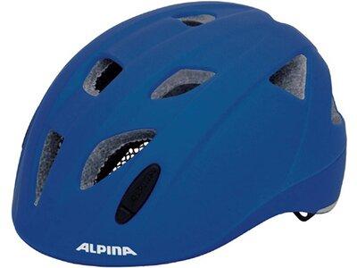 """ALPINA Kinder Fahrradhelm """"Ximo LE"""" Blau"""