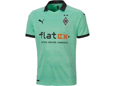 PUMA Replicas - Trikots - National Borussia Mönchengladbach Trikot UCL 2020/2021 Kids Grün