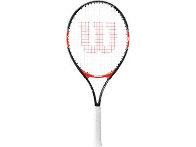 """WILSON Kinder Tennisschläger """"Roger Federer 25"""" besaitet Rot"""