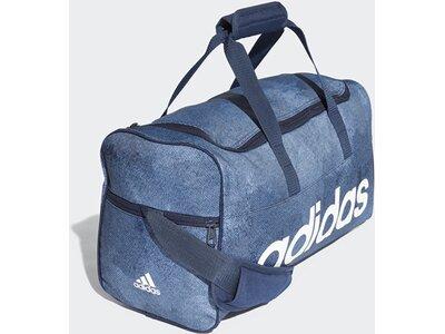 ADIDAS Herren Linear Performance Duffelbag S Blau