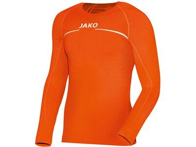JAKO Kinder Longsleeve Comfort Orange