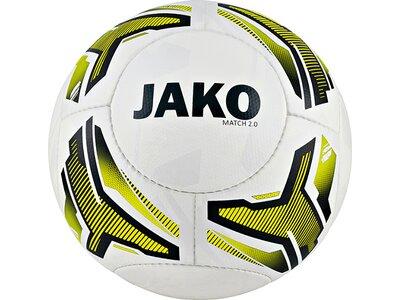 JAKO Lightball Match 2.0 Weiß