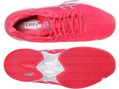 """ASICS Damen Tennisschuhe """"Gel-Solution Speed 3"""" Pink"""