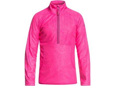 "ROXY Mädchen Ski-Fleecepullover ""Cascade"" Pink"