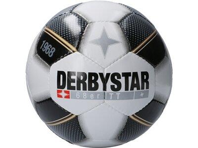 DERBYSTAR Equipment - Fußbälle 68er TT Fussball Silber