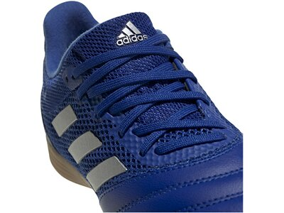 ADIDAS Fußball - Schuhe Kinder - Halle COPA Inflight 20.3 IN Sala Halle J Kids Blau
