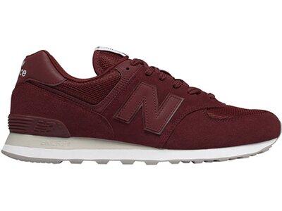 """NEWBALANCE Herren Sneaker """"ML574ETC"""" Rot"""
