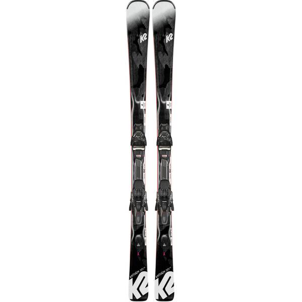 "K2 Damen Skier ""Anthem 72TI HS"" inkl. Bindung ""ERC 11 TCx Light Quikclik"""