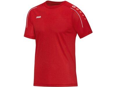 JAKO Kinder T-Shirt Classico Rot