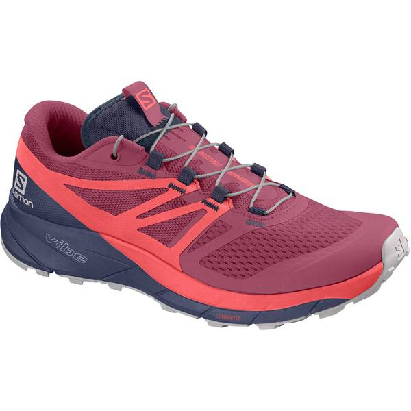 "SALOMON Damen Trailrunning-Schuhe ""Sense Ride"""