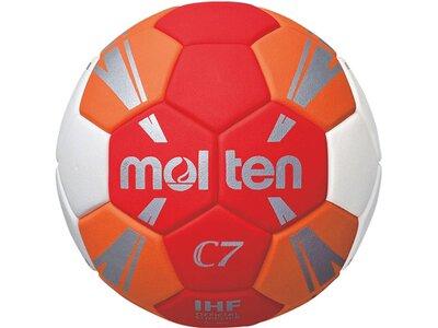MOLTEN Handball Gr. 0 Orange