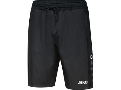 JAKO Herren Trainingsshort Winter Schwarz