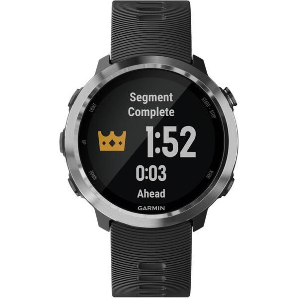 """GARMIN GPS-Laufuhr mit Musik """"Forerunner 645 Music"""" schwarzes Armband"""