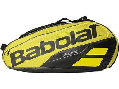"BABOLAT Tennisschlägertasche ""X6 Pure Aero"" Gelb"