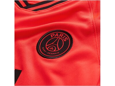 "NIKE Kinder Fußballtrikot ""Breathe Paris Saint-Germain Stadium Away"" Kurzarm Rot"