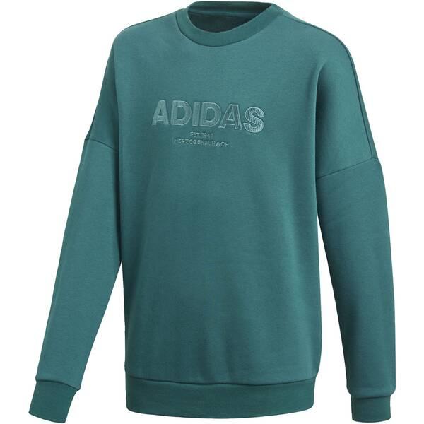 ADIDAS Kinder All Caps Sweatshirt