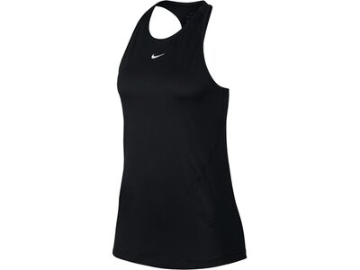 NIKE Damen Mesh Tank W NP TANK ALL OVER MESH Schwarz
