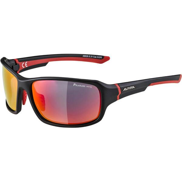 "ALPINA Sportbrille / Sonnenbrille ""Lyron-Polarized"""