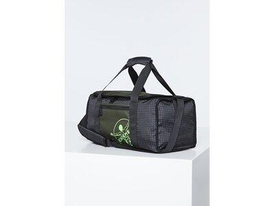 CHIEMSEE Sporttasche in coolen Farben und Mustern Schwarz