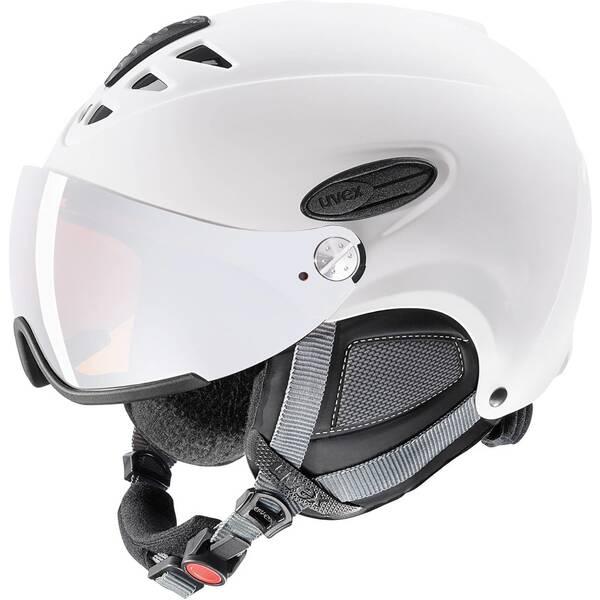 "UVEX Skihelm / Snowboardhelm ""helmet 300 Visor"""