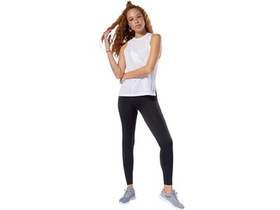 "REEBOK Damen Trainingstop ""Burnout"" Grau"