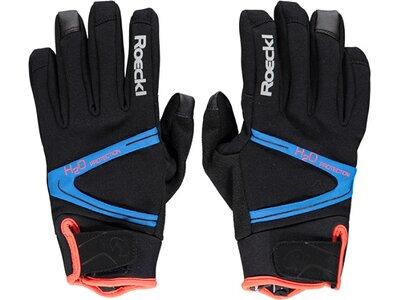 """ROECKL Rad-Handschuhe """"Rhone"""" Schwarz"""