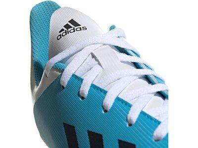 ADIDAS Kinder Fußballschuhe X 19.4 FxG Weiß
