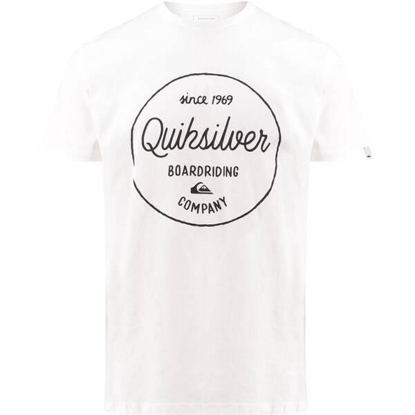 QUICKSILVER Herren T-Shirt Classic Morning Slides