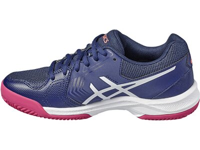 "ASICS Damen Tennisschuhe Outdoor ""Gel-Dedicate 5 Clay"" Blau"