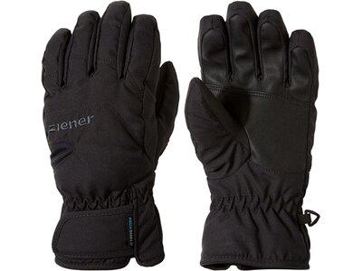"""ZIENER Kinder Handschuhe """"Lizzard"""" Grau"""