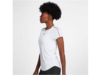 """NIKE Damen T-Shirt """"Nike Court Dri-FIT"""" Grau"""