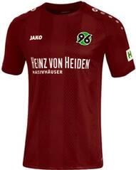 """JAKO Herren Fußballtrikot """"Hannover 96 Home"""" Kurzarm"""