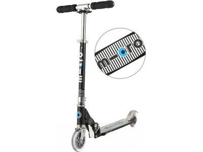 "MICRO Scooter / Roller ""Sprite"" Special Edition Black Stripe Schwarz"