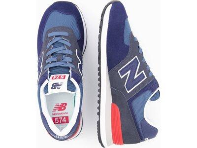 """NEWBALANCE Herren Sneaker """"574"""" Blau"""