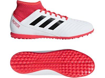 ADIDAS Fußball - Schuhe Kinder - Turf Predator Tango 18.3 TF J Kids Grau