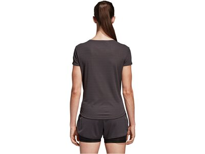 ADIDAS Damen Trainingsshirt Freelift Chill Grau