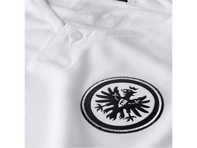 "NIKE Kinder Fußballtrikot ""Eintracht Frankfurt Stadium Away"" Kurzarm Weiß"