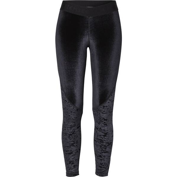 Bademode - CHIEMSEE Samt Leggings im Urbanstyle › Schwarz  - Onlineshop Intersport