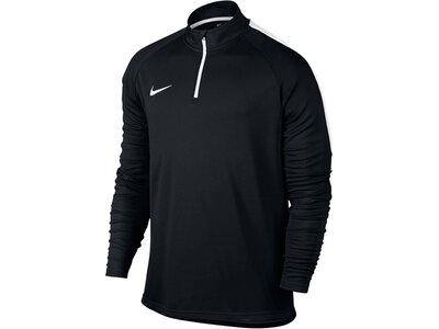 "NIKE Herren Fußballshirt / Sweatshirt ""Football Drill Top"" Schwarz"
