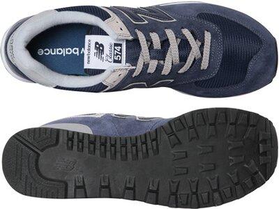 "NEWBALANCE Herren Sneaker ""ML574EGG"" Schwarz"