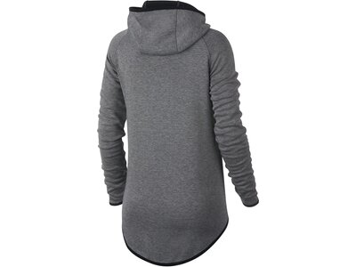 """NIKE Damen Sweatjacke """"Sportswear Tech Fleece Cape"""" Grau"""