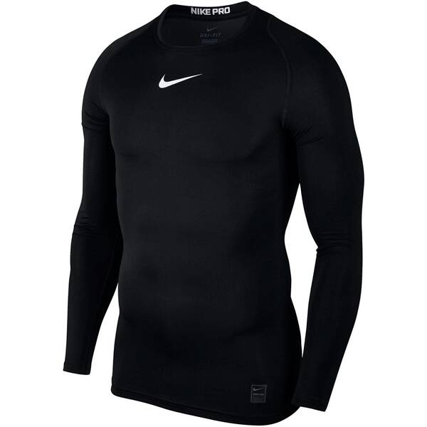 NIKE Herren Long-Sleeve Top M NP TOP LS COMP