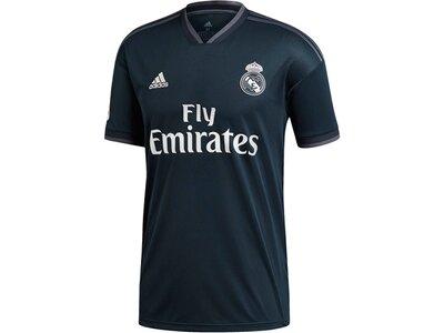 """ADIDAS Herren Trikot """"Real Madrid Away Jersey"""" Saison 2018/2019 Blau"""