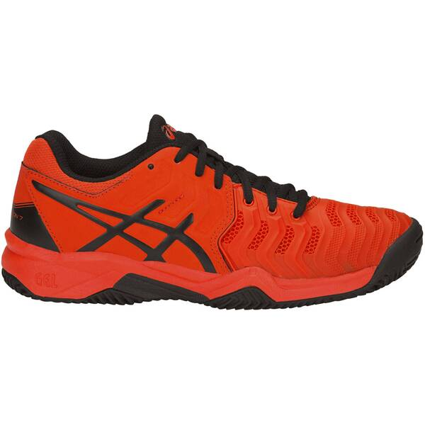 "ASICS Jungen Tennisschuhe Outdoor ""Gel Resolution 7 GS"""