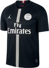 NIKE Herren Fußballtrikot Breathe Paris Saint-Germain Stadium Kurzarm