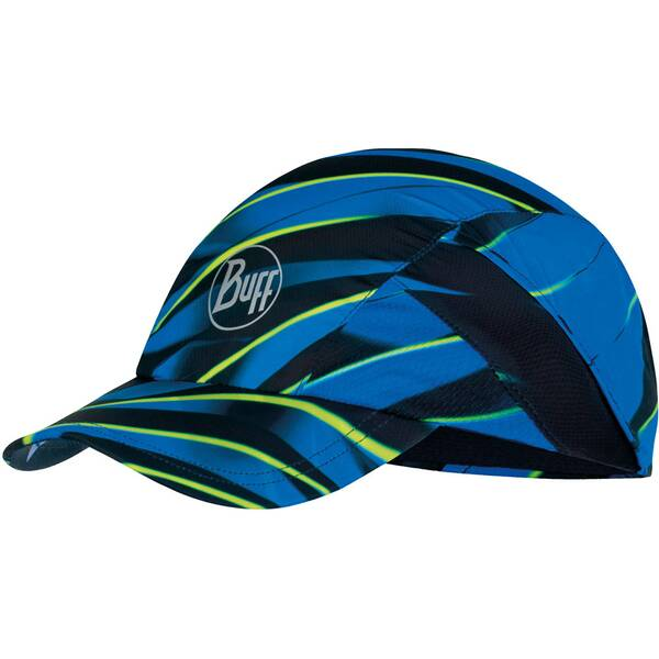 BUFF Herren PRO RUN CAP R-FOCUS BLUE