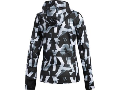 "ADIDAS Damen Laufjacke ""Own the Run Speed Splits"" Grau"