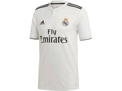 "ADIDAS Herren Trikot ""Real Madrid Home Jersey"" Saison 2018/2019 Grau"