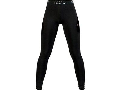 Sport-Leggings Premium Soft Tights Schwarz